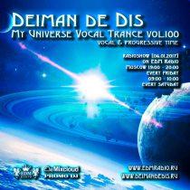 My Universe Vocal Trance vol.100