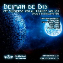 My Universe Vocal Trance vol.102