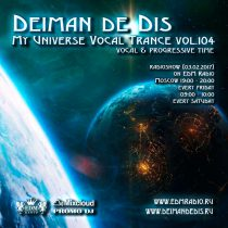 My Universe Vocal Trance vol.104