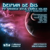 My Universe Vocal Trance vol.105