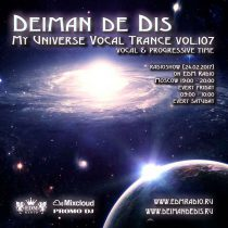 My Universe Vocal Trance vol.107