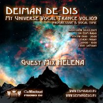 My Universe Vocal Trance vol.109