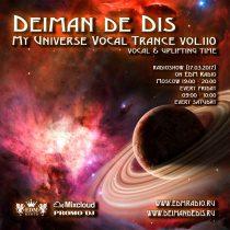 My Universe Vocal Trance vol.110