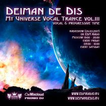 My Universe Vocal Trance vol.111