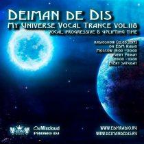 My Universe Vocal Trance vol.118