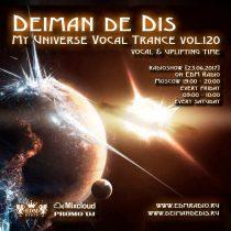 My Universe Vocal Trance vol.120