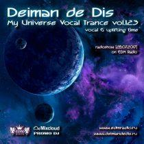 My Universe Vocal Trance vol.123
