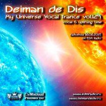 My Universe Vocal Trance vol.124