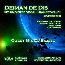 My Universe Vocal Trance vol.71 (Guest Mix DJ Silere)