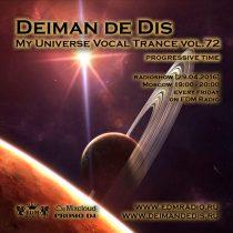 My Universe Vocal Trance vol.72