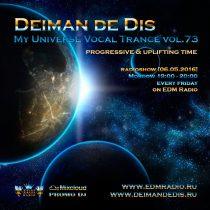 My Universe Vocal Trance vol.73