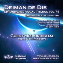 My Universe Vocal Trance vol.74