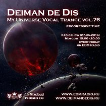 My Universe Vocal Trance vol.76