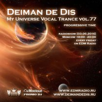 My Universe Vocal Trance vol.77