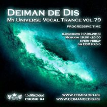My Universe Vocal Trance vol.79