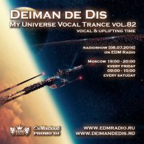 My Universe Vocal Trance vol.82