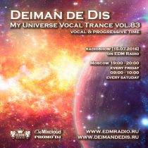 My Universe Vocal Trance vol.83