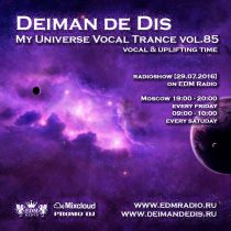 My Universe Vocal Trance vol.85