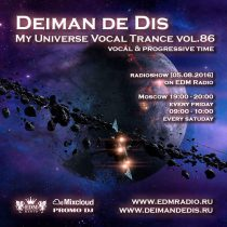 My Universe Vocal Trance vol.86