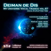 My Universe Vocal Trance vol.87