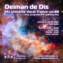 My Universe Vocal Trance vol.89