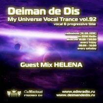 My Universe Vocal Trance vol.92