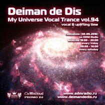 My Universe Vocal Trance vol.94