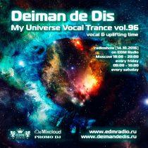 My Universe Vocal Trance vol.96