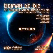My Universe Vocal Trance vol.98