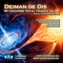 My Universe Vocal Trance vol.80
