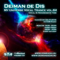 My Universe Vocal Trance vol.84