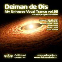 My Universe Vocal Trance vol.93