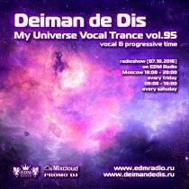 My Universe Vocal Trance vol.95