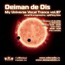 My Universe Vocal Trance vol.97