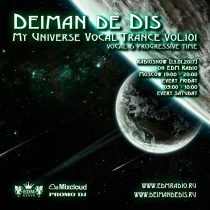 My Universe Vocal Trance vol.101