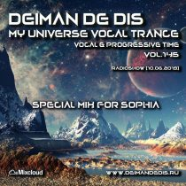 My Universe Vocal Trance vol.145 (Special Mix for Sophia)